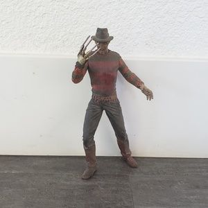 Freddy Krueger Horror Collectible Action Figure
